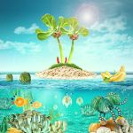 SuperFood Landscape by maulanaabs