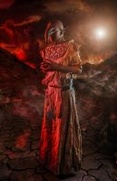 Ash Ghoul cosplay 17 by Isugi