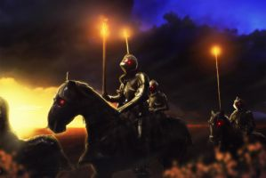 Army of Darkness by Secr3tDesign