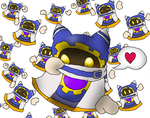 Magolor Galore! by Rotommowtom