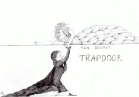 WICKED - The Secret Trapdoor by simplySere