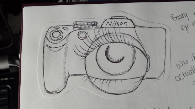 Conceptual idea - Camera by AmyTheStrange1