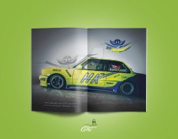 Car Sport Magazine by ramezi