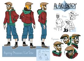 WoD Profile: Alan Brady (Visual Reference) by 0tacoon