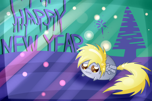 Happy new year. by Extra-Dan