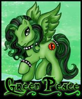 MLP :::GREEN PEACE::: by Grincha