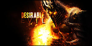 Desirable Evil Tag by MasFx