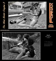 Most Erotic Couples 3, b/w, Fornax Special Edition by ShalaRaan