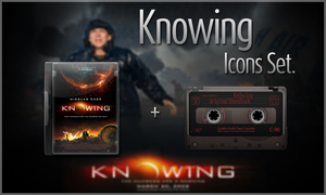 -Knowing Icon Set- by Hemingway81
