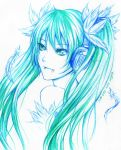 Miku-last night good night by kuro-alichino