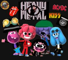JELLY JAMM HEAVY METAL CLASSIC by TSWFcomite