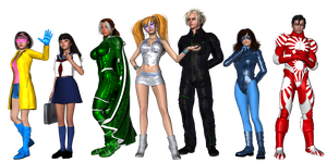 Dazzler The Anime Revisited by Sailmaster-Seion