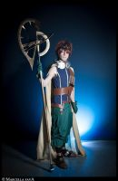 Syaoran - Clow outfit by ShuzaCosplay