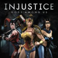 Injustice Skin Pack  Ame-Comi by InjusticeTrinity