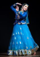 Qajari dance persian 4 by Apsara-Stock