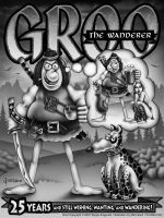 Groo the Wanderer by MIsbell