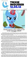 Equestria Inquirer 62 by JoeStevensInc