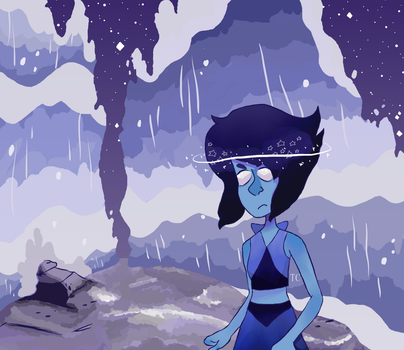 Lapis Screenshot Redraw by trash-chiId