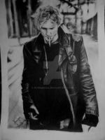 Layne Staley by DVMarissa