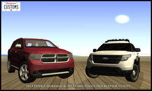 New Generation Police SUV's by recklessdesigns