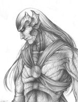 Kain goes pencil --frostious by legacyofkainclan