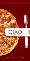 ciao menu by is007lam