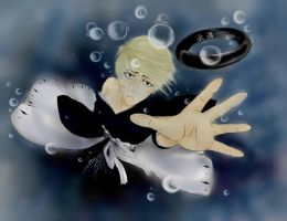 Drowning by soi-scholla