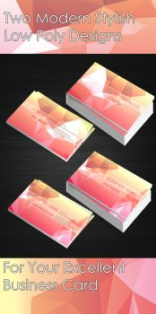 Business Card Template by theIrisNebula