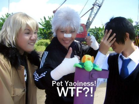 khr: pet yaoiness by Luckychannel