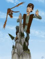 Giant Hiccup by Contraltissimo