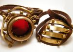 Steampunk Monogoggle 8 by AmbassadorMann