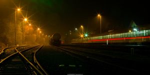 Time to railway by xseja