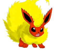 Challenge Day 9: Eevee Evolution by DigiFoxCat