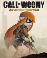 CALL OF WOOMY: ADVANCED TURFWAR by BoopBear