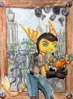 Ratchet and Clank 279 by Eiki331