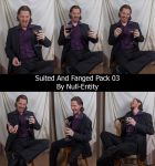 Suited And Fanged Pack 03 by Null-Entity