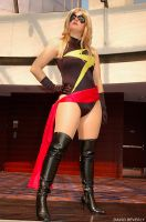 Ms. Marvel 1 by PsychedelicOrange