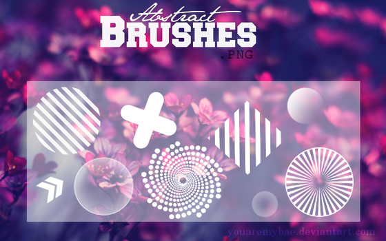 ~FREE | Brushes en PNG by YouAreMyBae