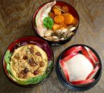 Medieval flavors in my bento by Vetriz