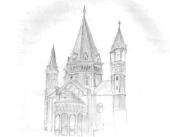 Gothic Catedral by tnomania