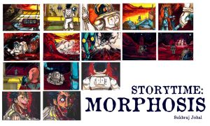 Storytime: Morphosis by emporeranime