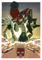 Autobots 2012 by Juggertha