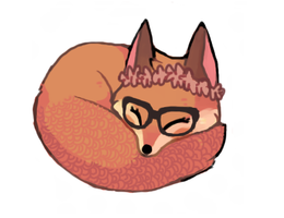 Sleeping Piper by foxtribe
