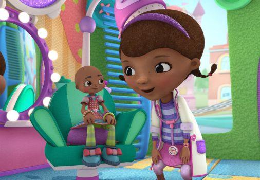 Hannah The Brave- Doc McStuffins 1001 Animations by SofiaBlythe2014
