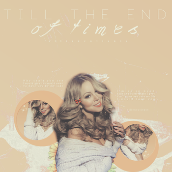 till the end of times. by elliexcutiepie