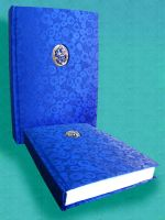 Blue Journal ~SOLD by Swashbookler