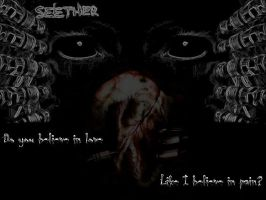 Wallpaper: Seether by SuedeTruama