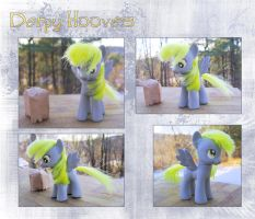 My Little Pony Derpy Hooves Custom by kaizerin