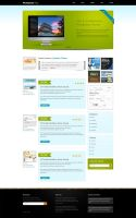 WordPress Blog Theme by awaisfarooq