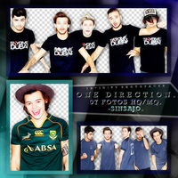 +OneDirection photopack PNG by ForeverTribute